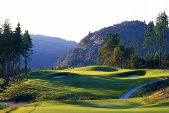 Bear Mountain Golf Course - Hole #15