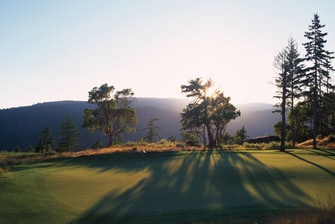 Bear Mountain Golf & Country Club Hole #4