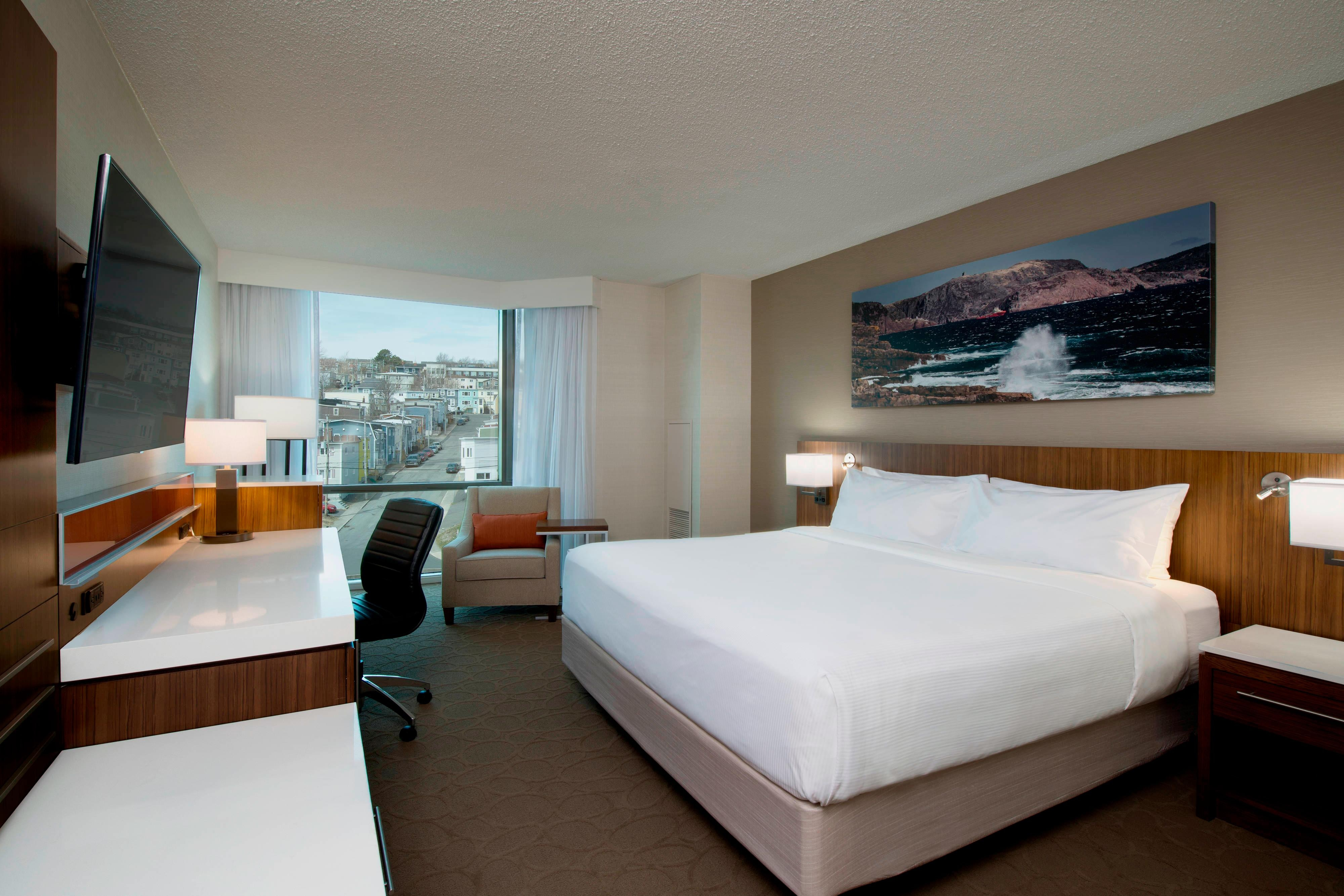 City View King Guestroom