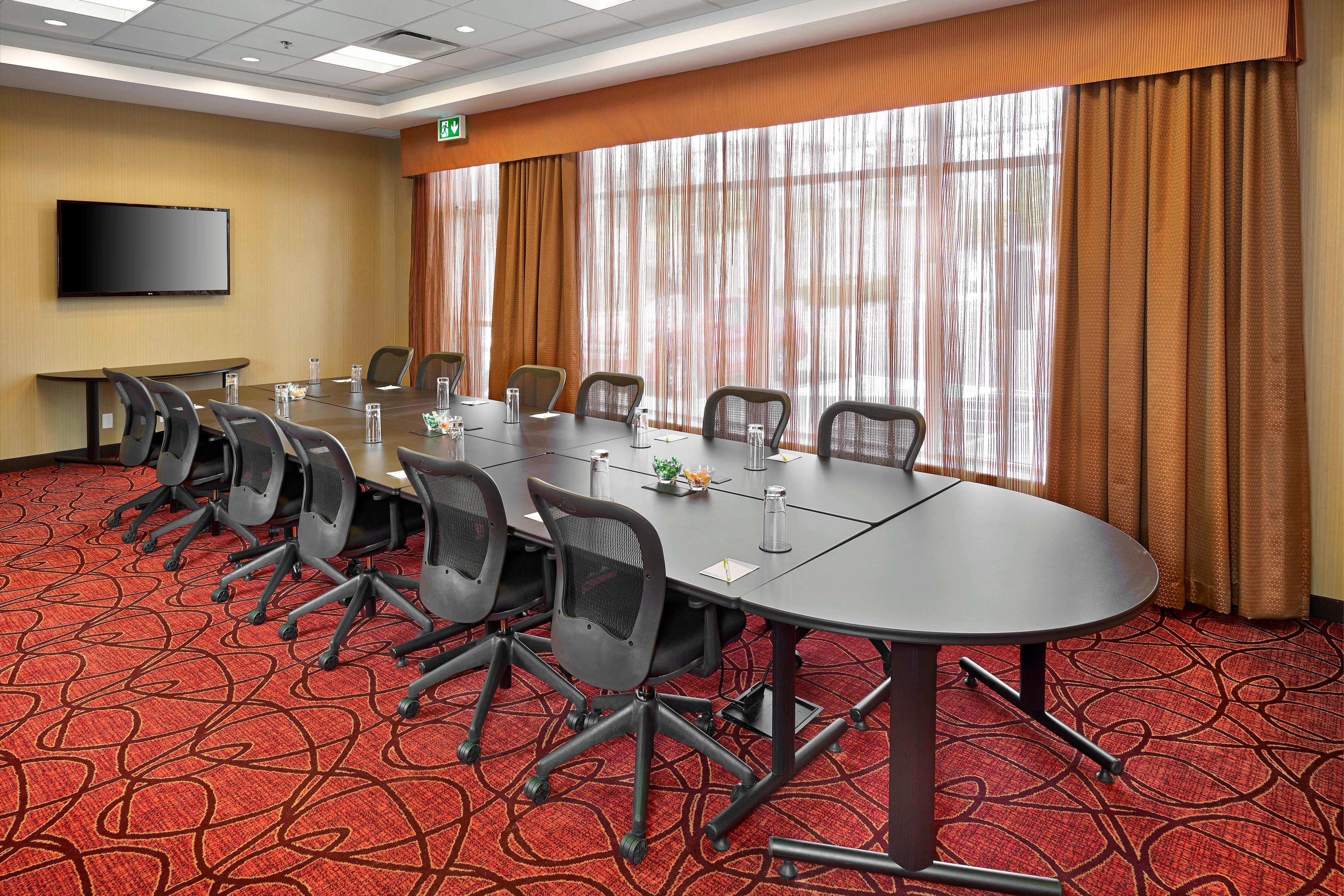 St. John's NL conference rooms
