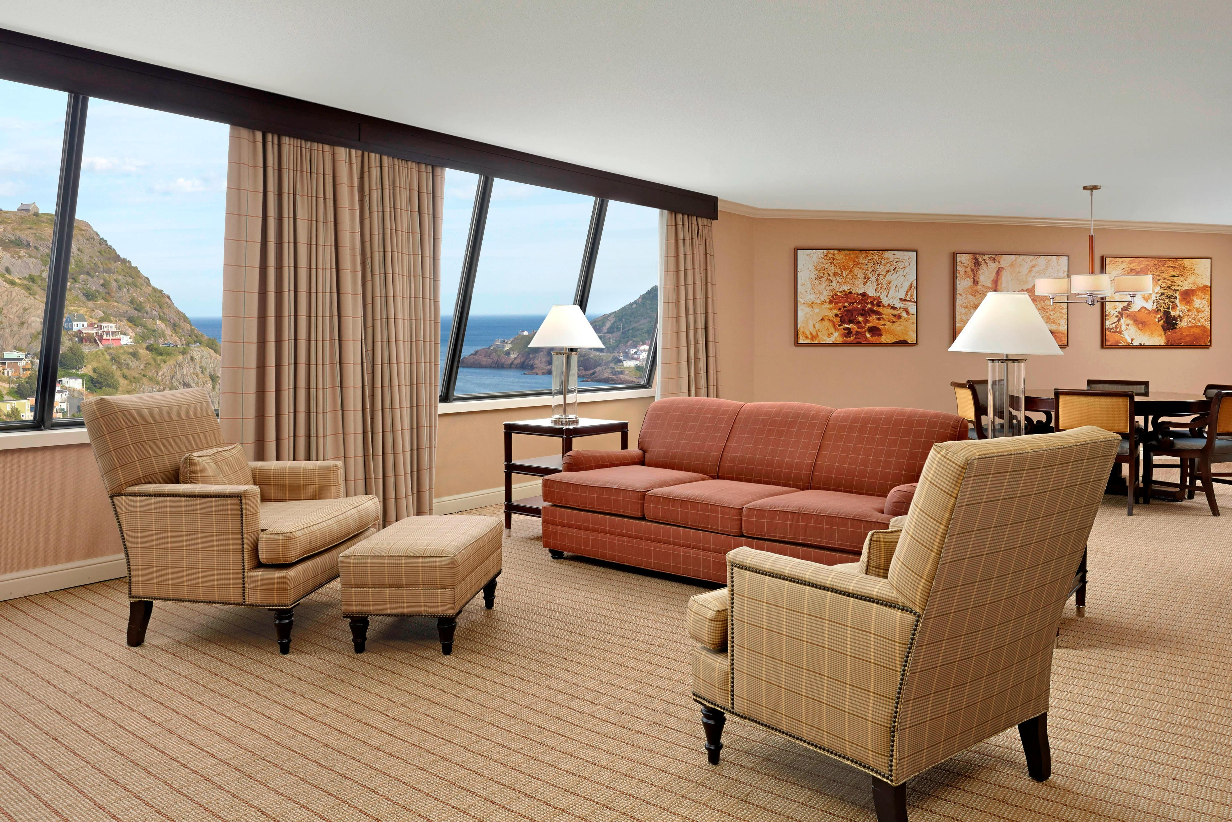 Admiral Suite - Harbour View
