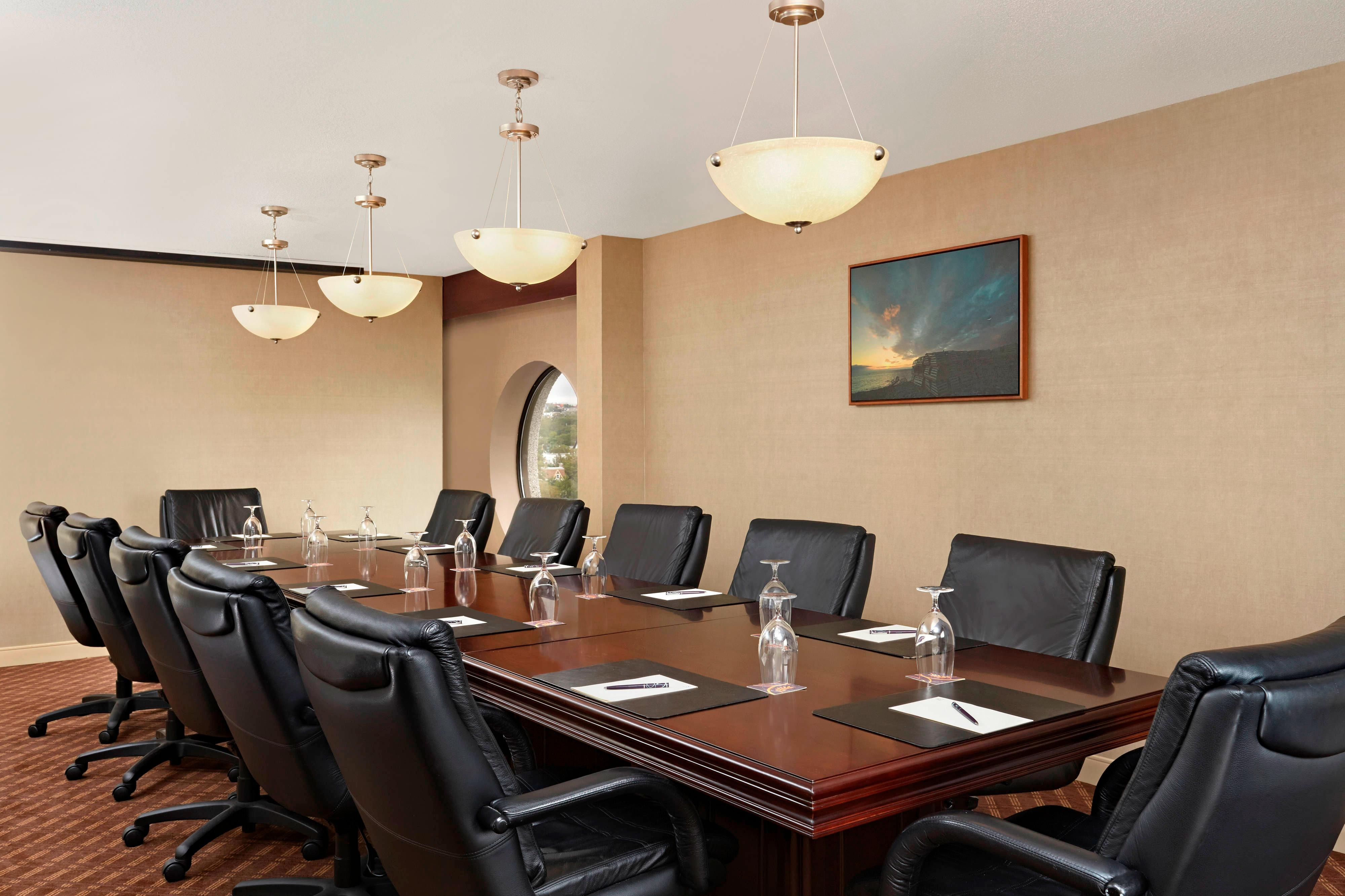 Amherst Boardroom