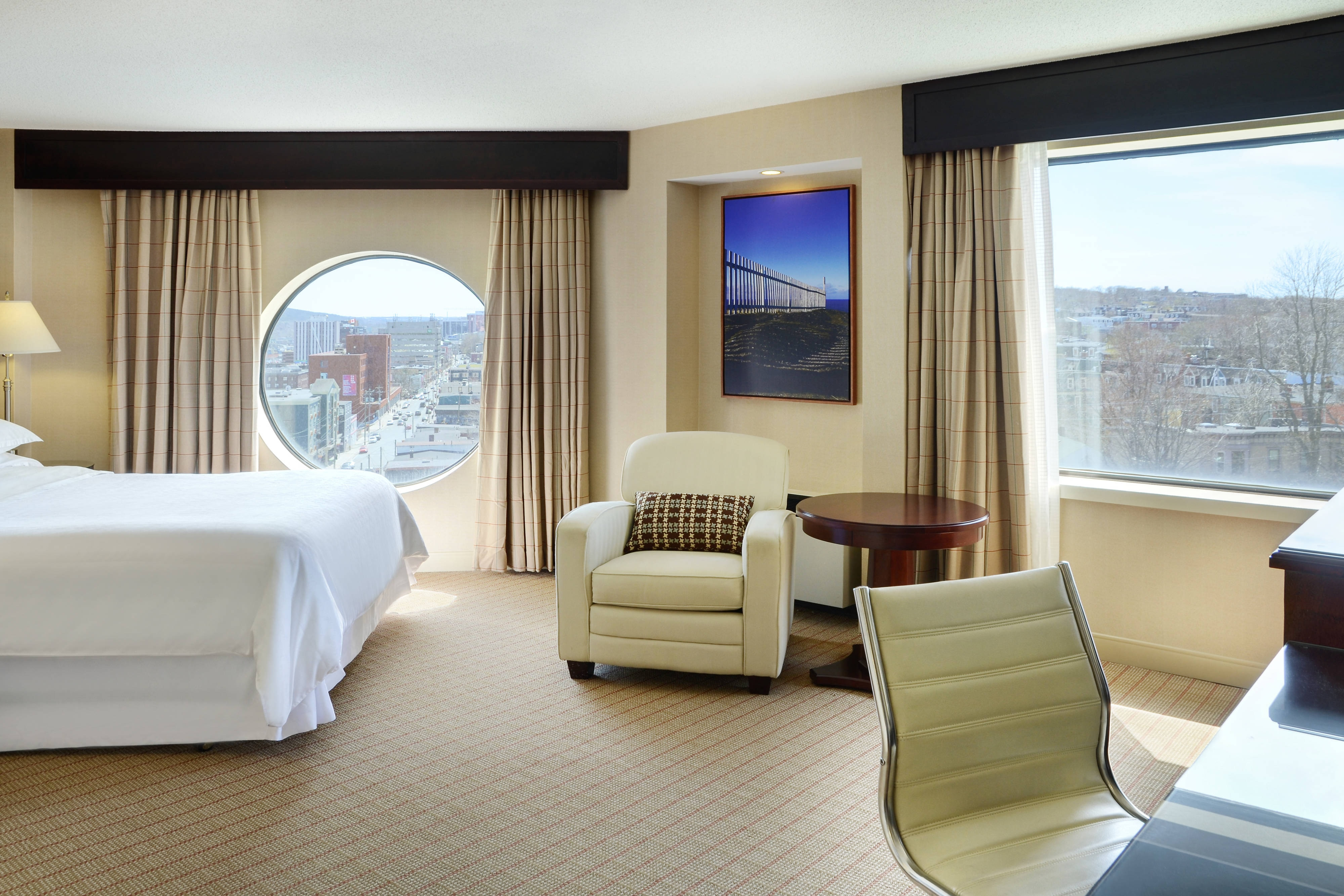 Queen City View Room