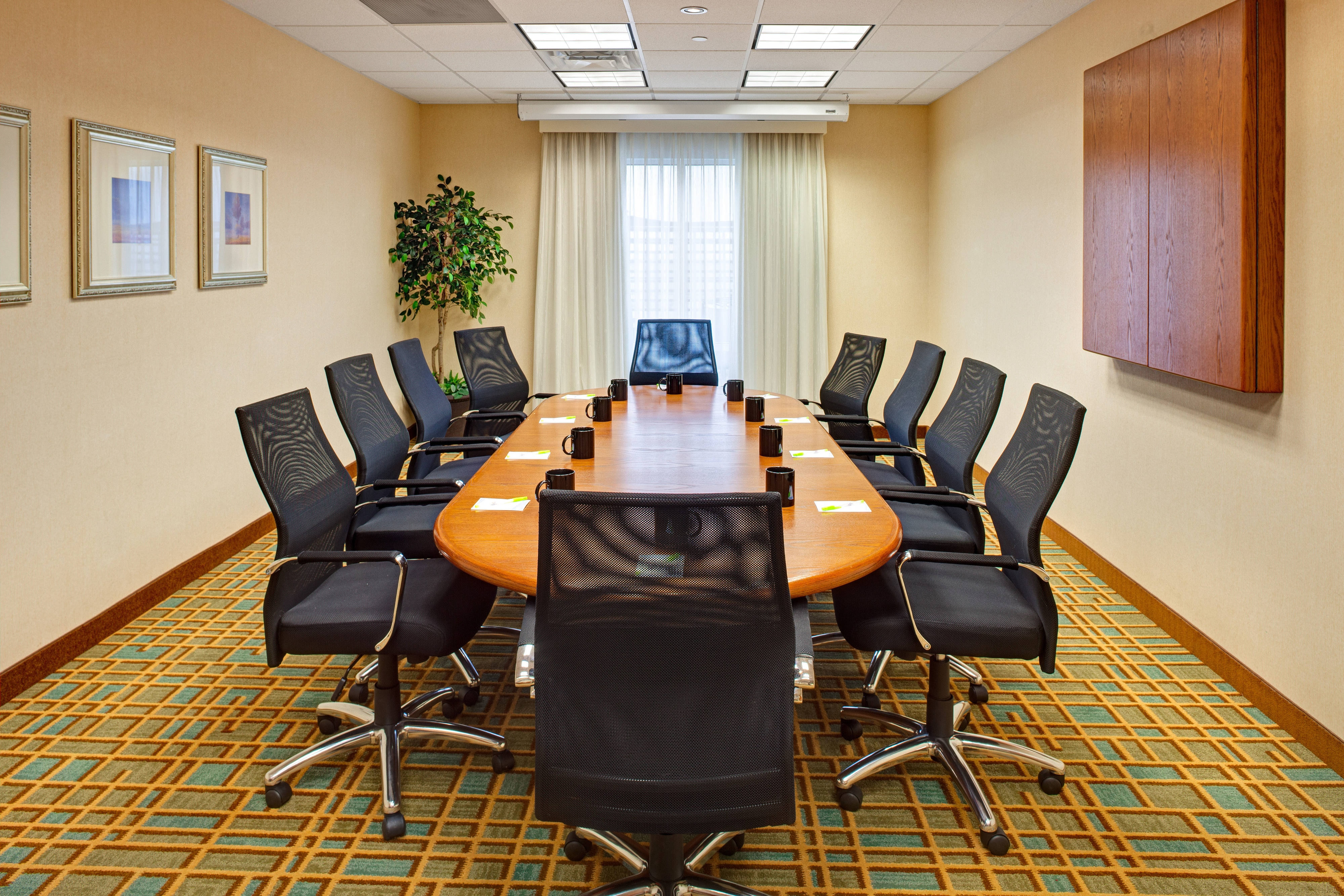 Tomken Executive Boardroom