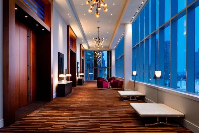 Delta Toronto Meetings, SOCO Ballroom Foyer