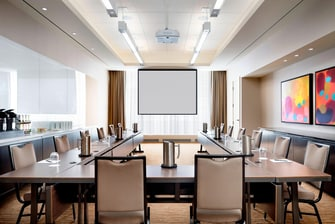 Delta Toronto Meetings, Rosedale Meeting Room