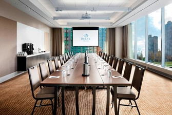 Harbourfront Meeting Room, downtown Toronto hotel
