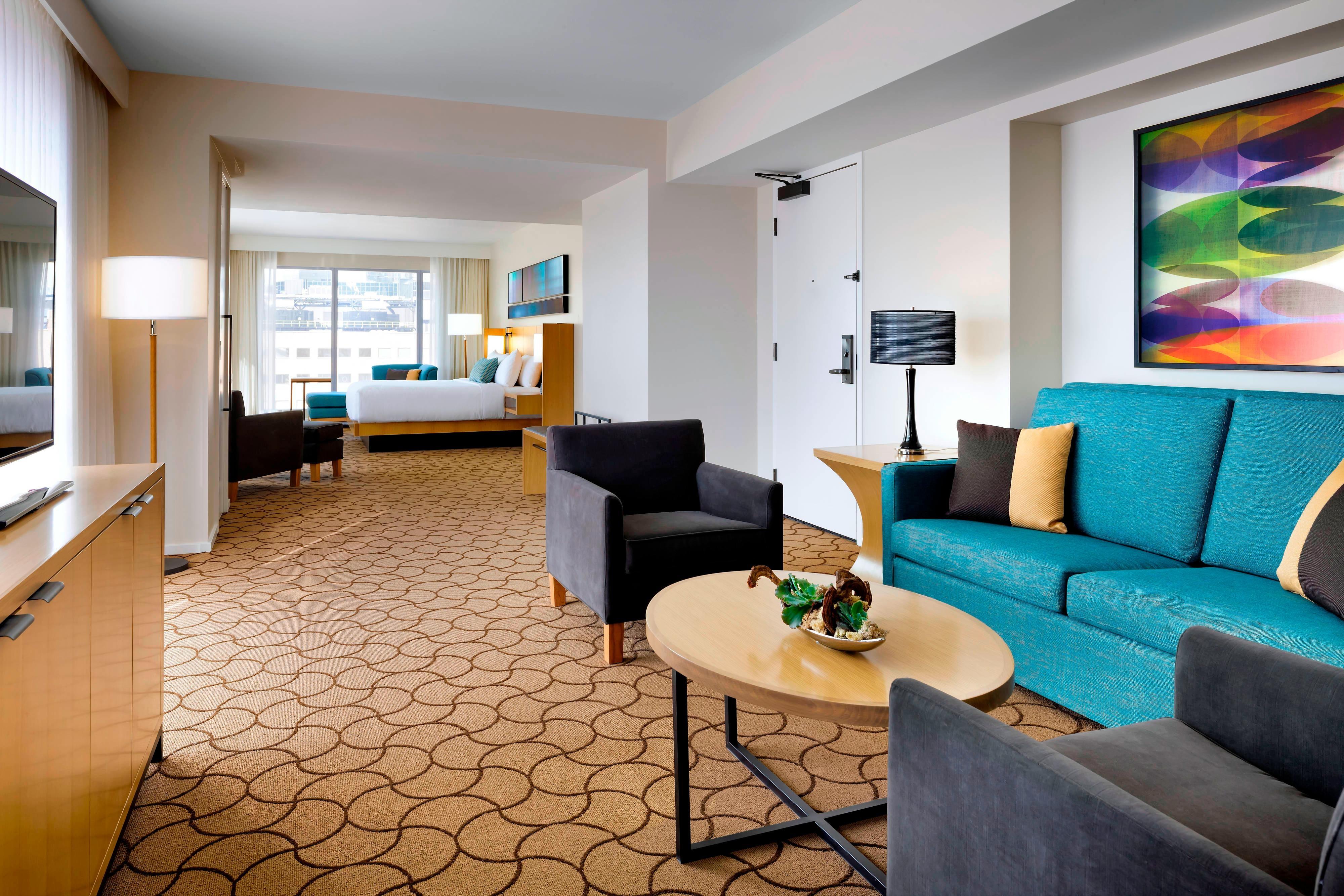 Suite para estancias prolongadas