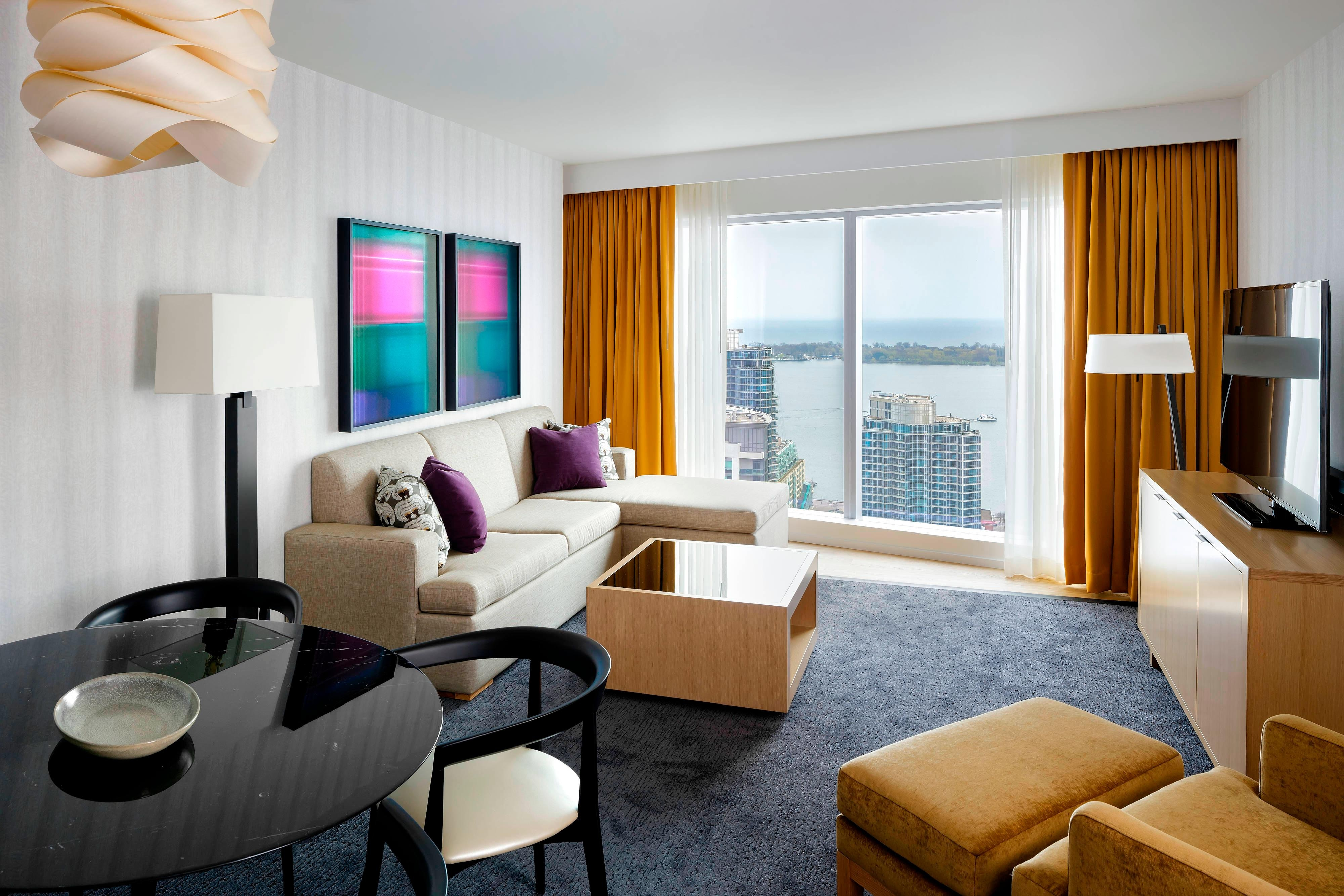 Presidential Suite, Toronto Downtown Hotel