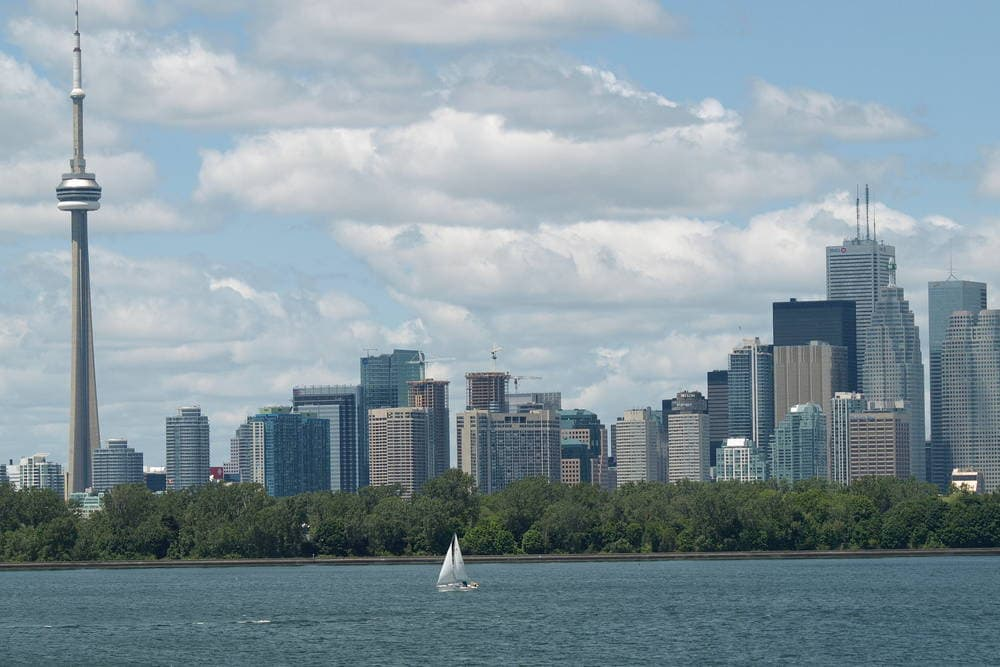 Panorama de Toronto