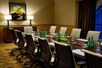 Hotel meeting room downtown Toronto