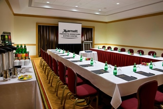 Downtown Toronto hotel meeting space