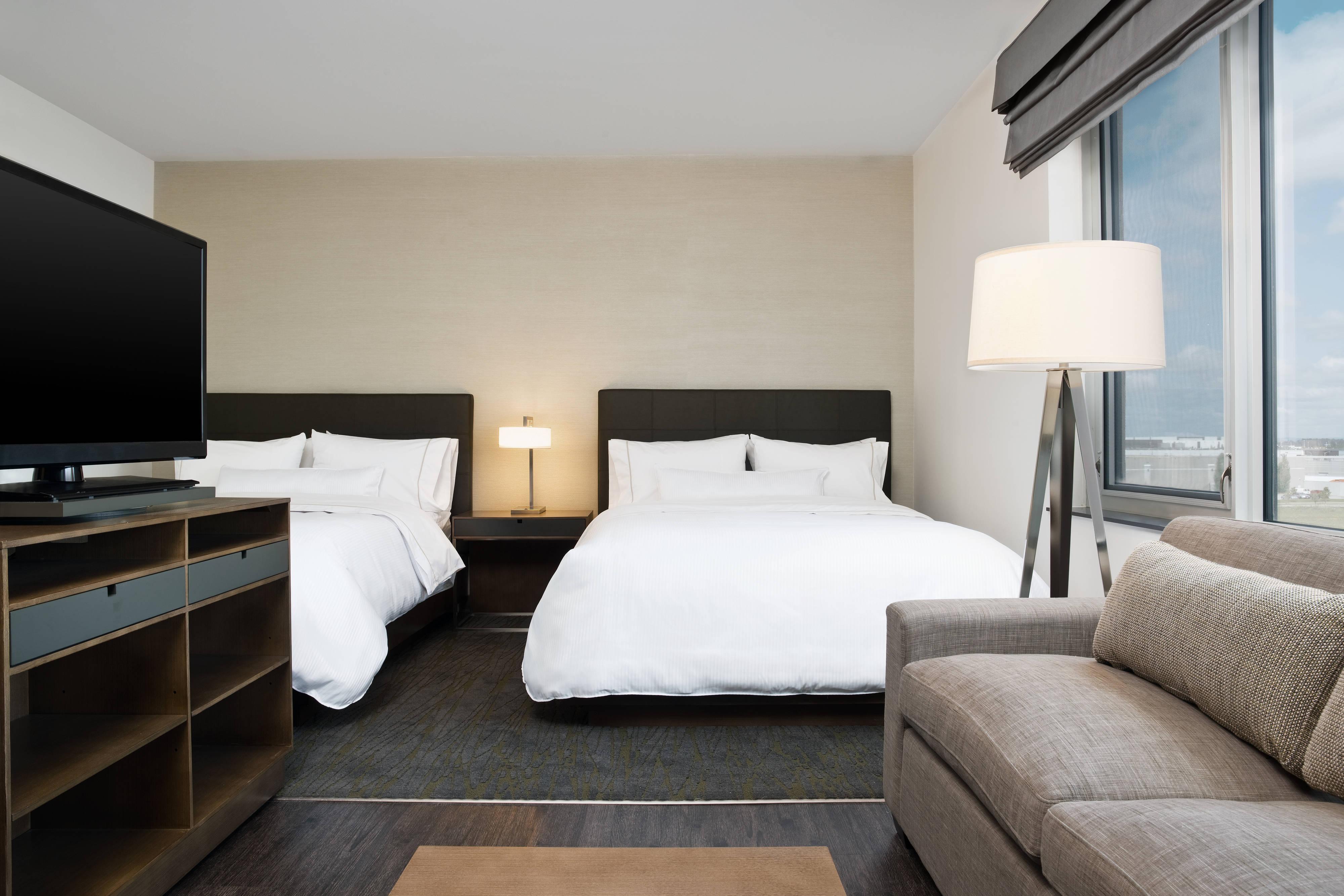 Studio Suite mit zwei Queensize-Betten