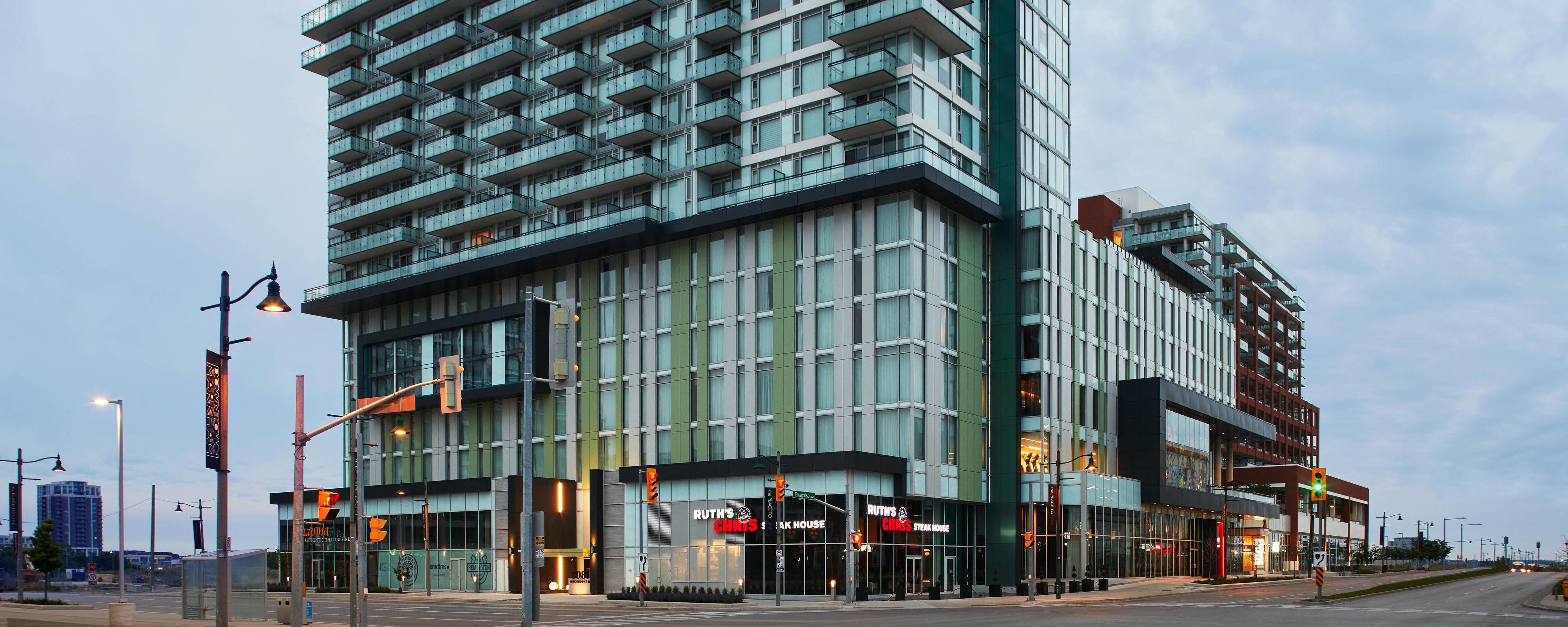 Hotel in Downtown Markham, Ontario   Toronto Marriott Markham