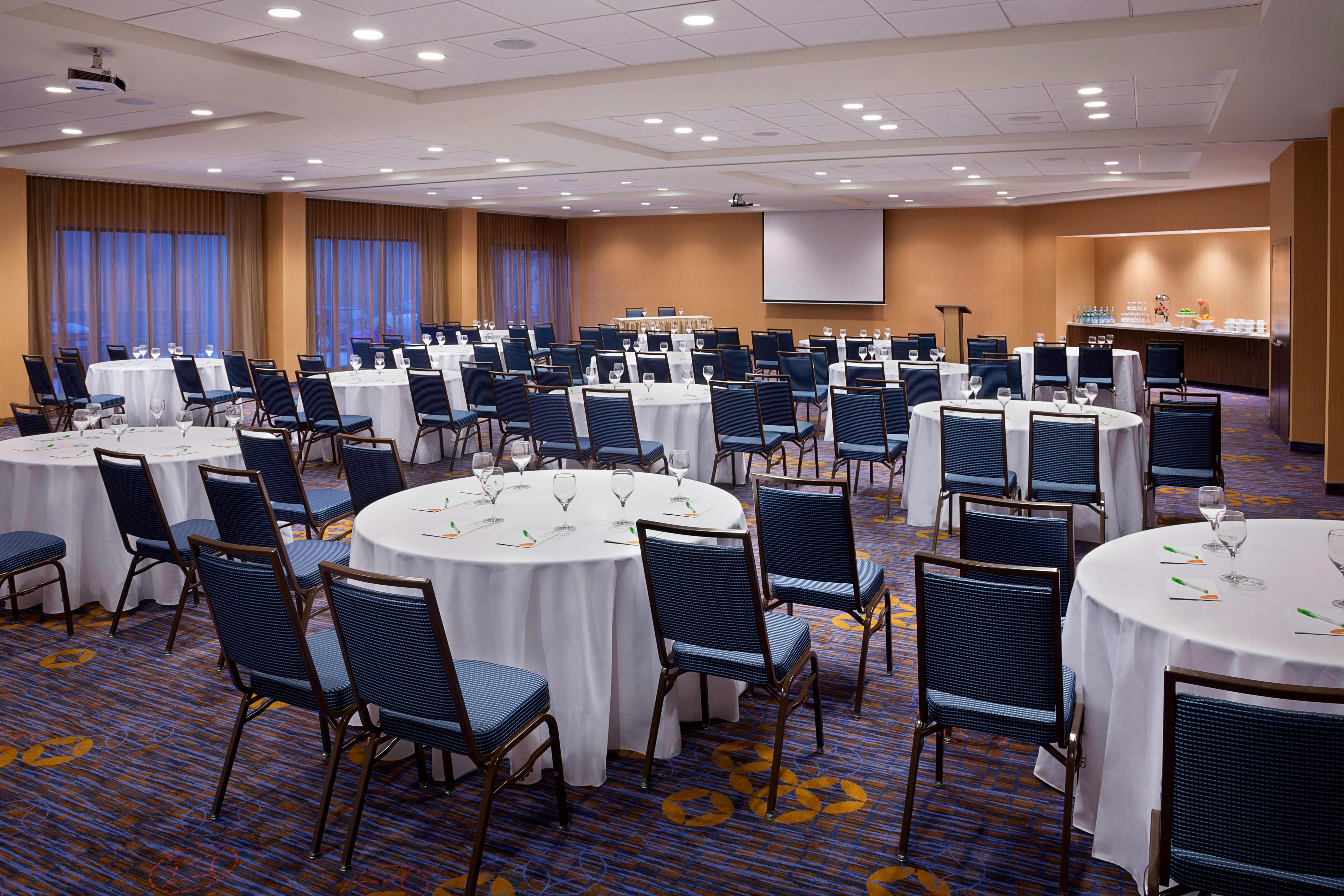 Markham Ontario meeting venue