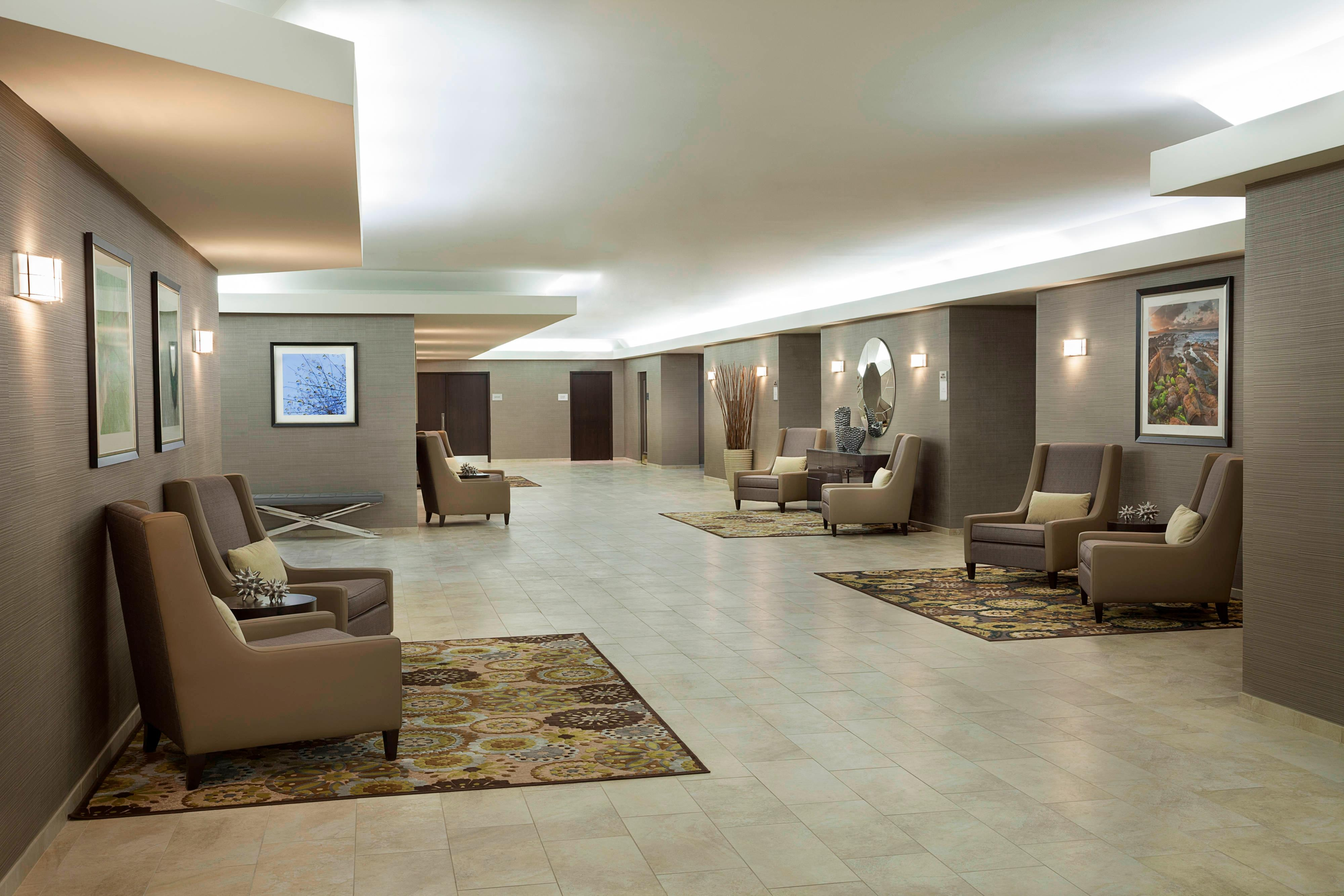 Markham Ontario event reception area
