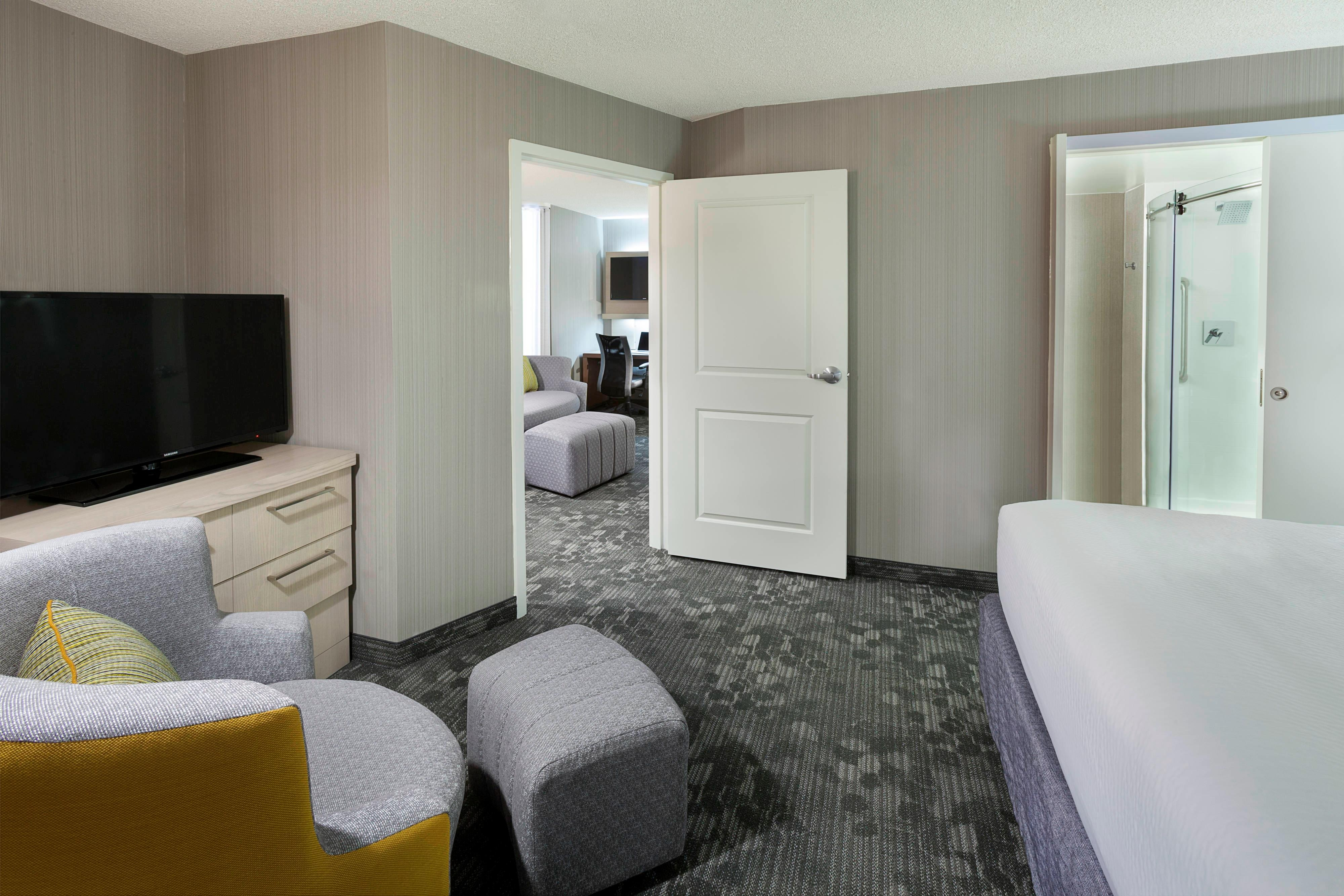 Spacious One-Bedroom Suite