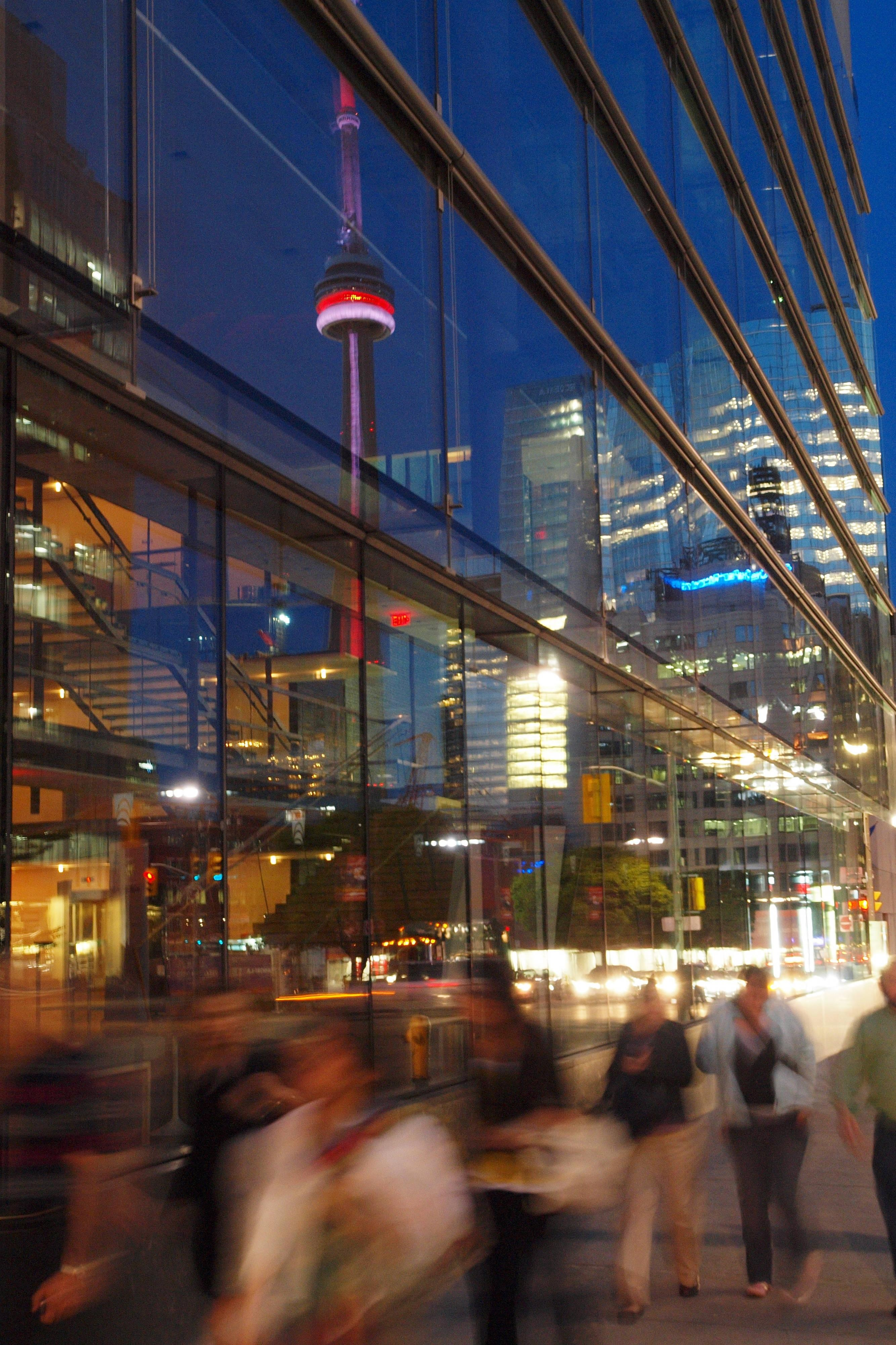 Airport hotels Toronto CN Tower