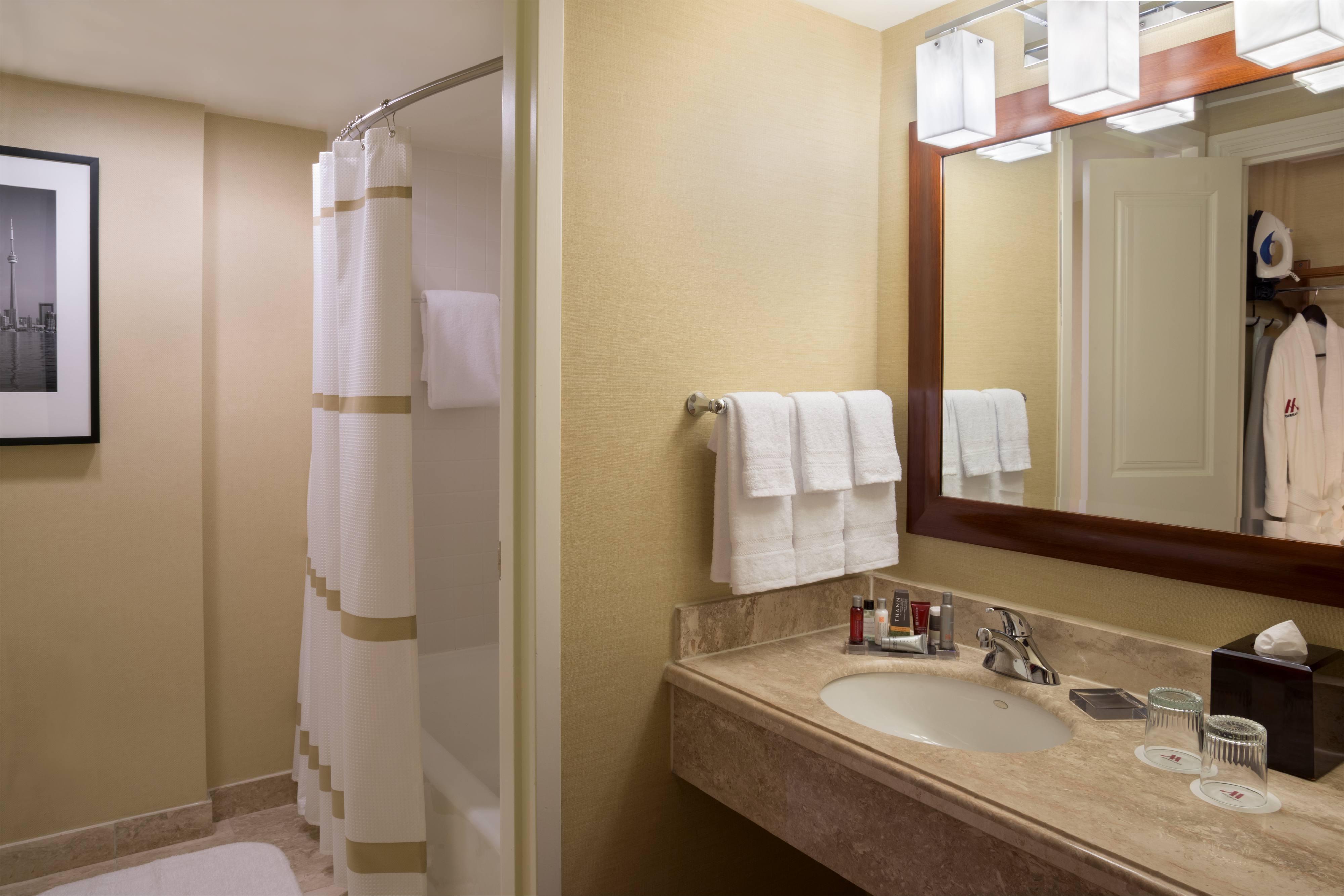 Quarto Concierge - banheiro