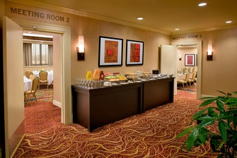 Hotel conference rooms Toronto Airport