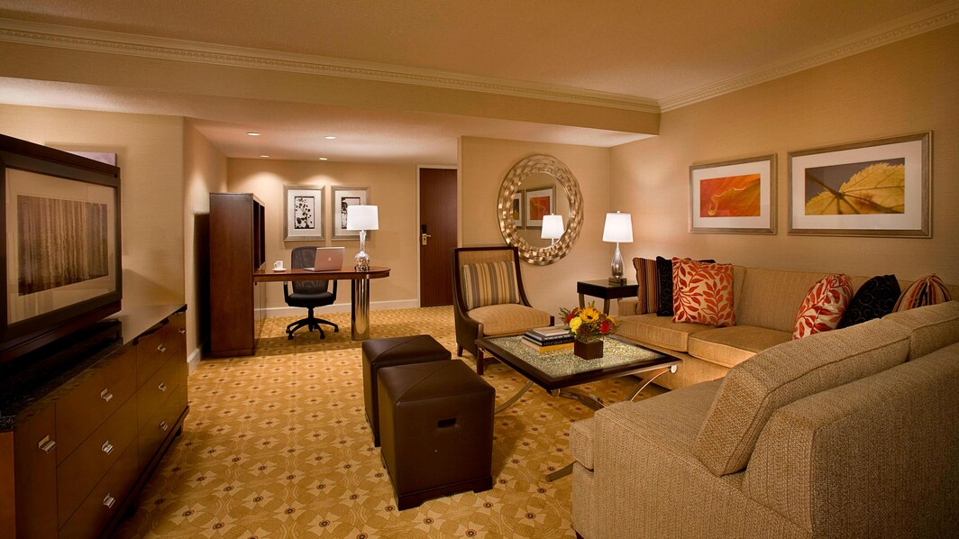 Suite del hotel en el aeropuerto de Toronto