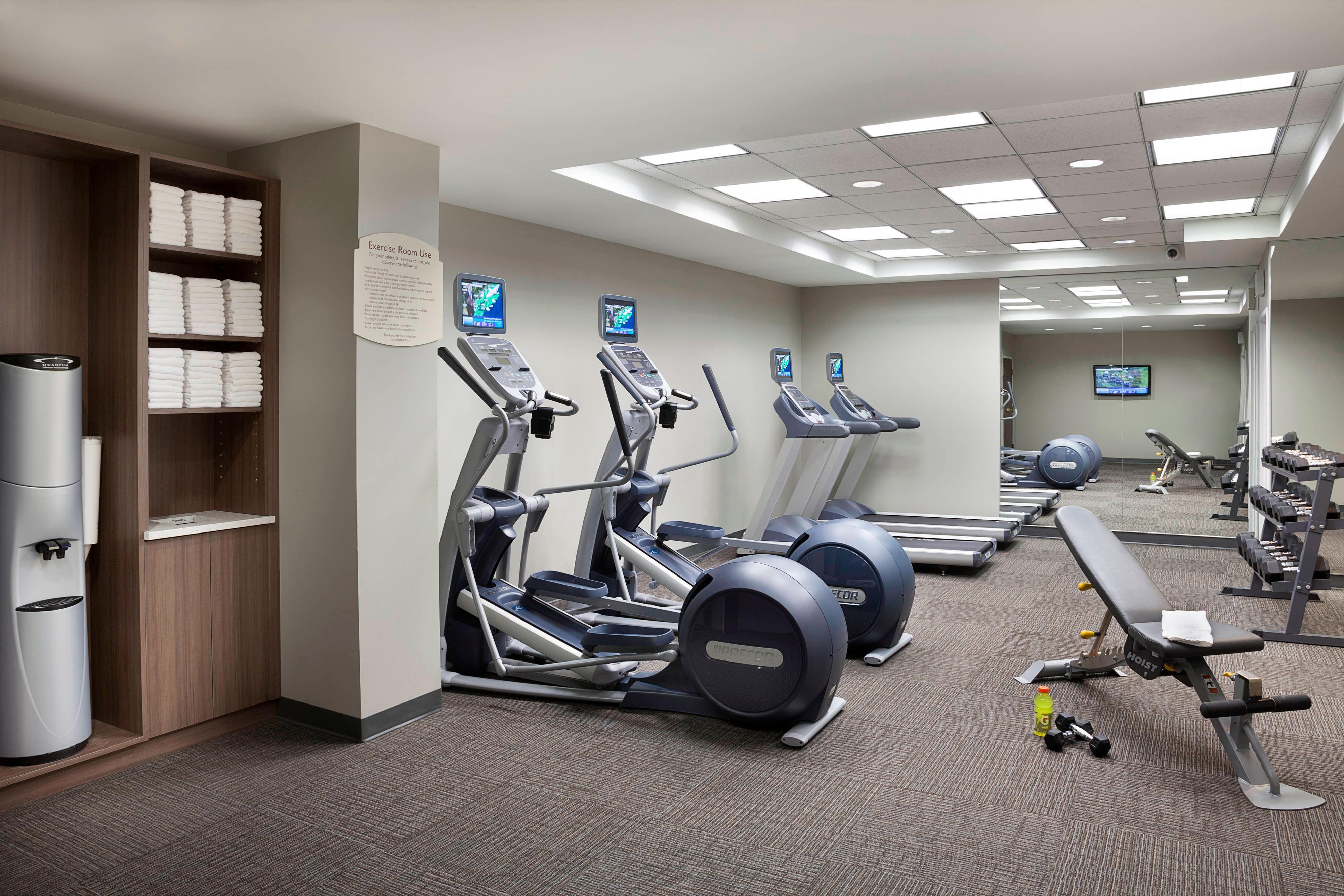 Residence Inn Toronto Airport Exercise Room