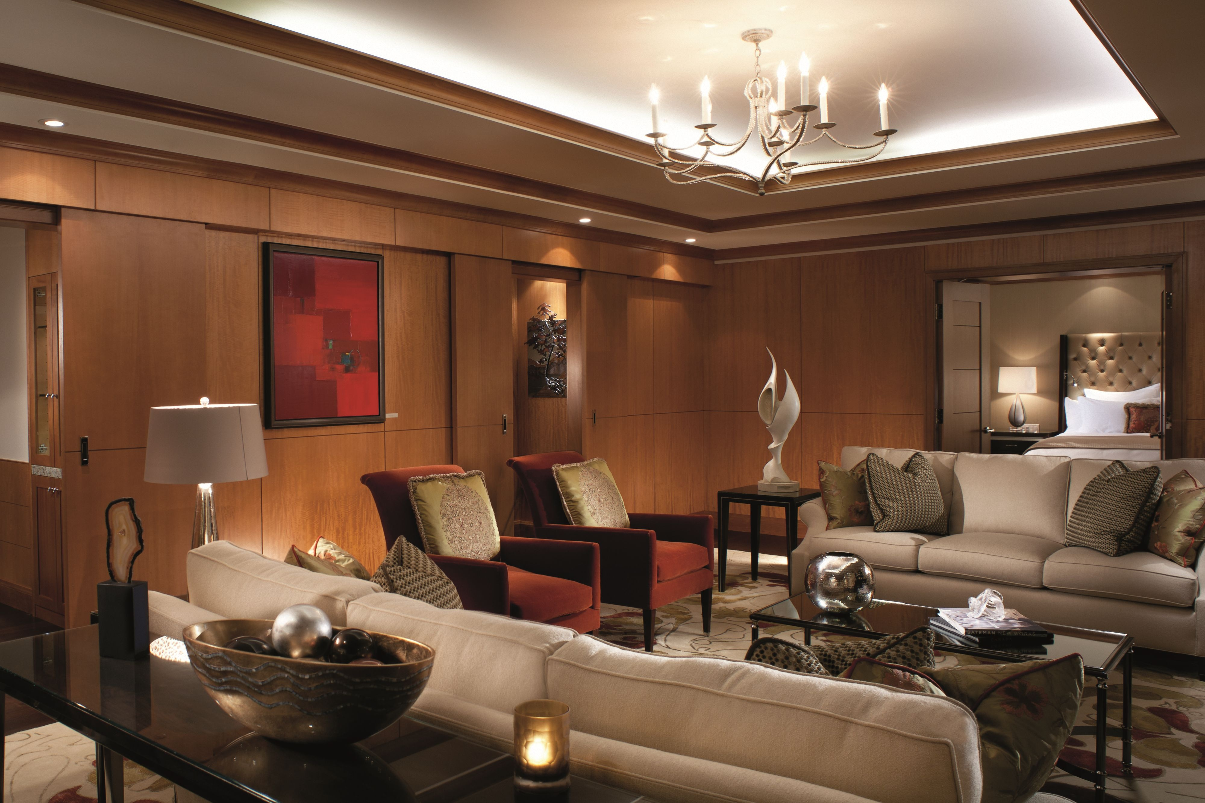 The Ritz-Carlton, Toronto - Ritz-Carlton Suite