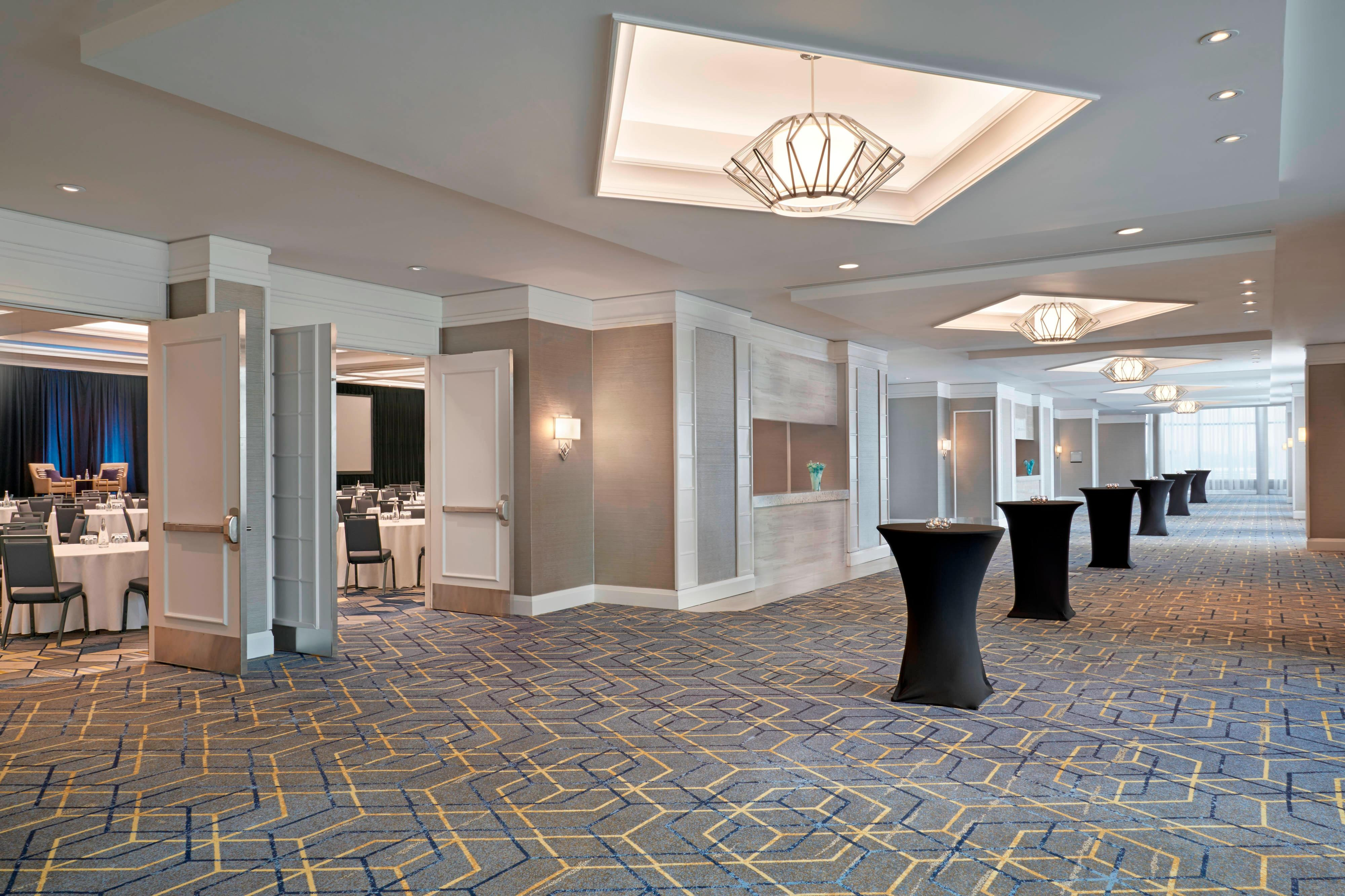 Grand York Ballroom Foyer