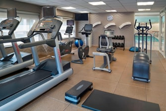 Toronto Entertainment District Hotel Fitness Center