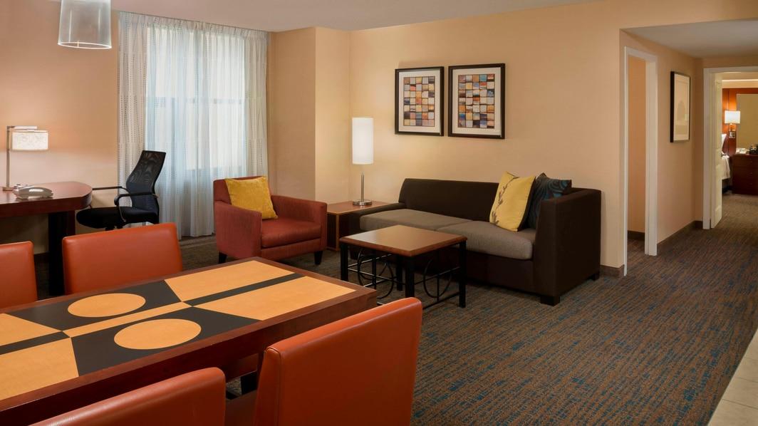 Toronto Hotel Two Bedroom Suite