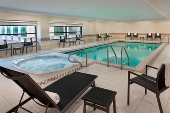 Toronto Entertainment District Hotel Indoor Pool