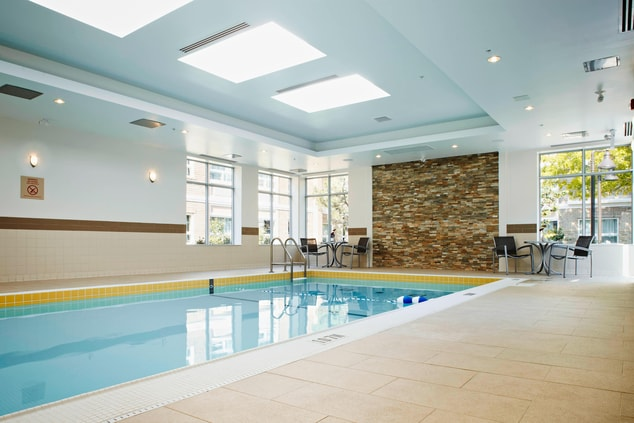 Mississauga hotel with indoor pool