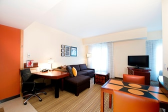 Studio Suite Living Area