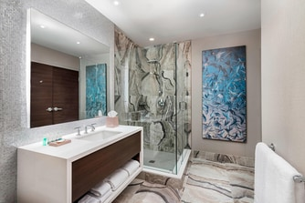 Harbour Suite - Master Bathroom