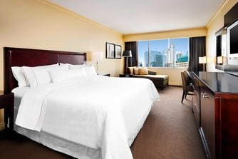 Landmark View King Guest Room