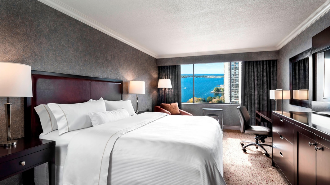 King Guest Room Lake View