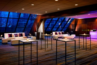 Pier Meeting Room - Reception Style