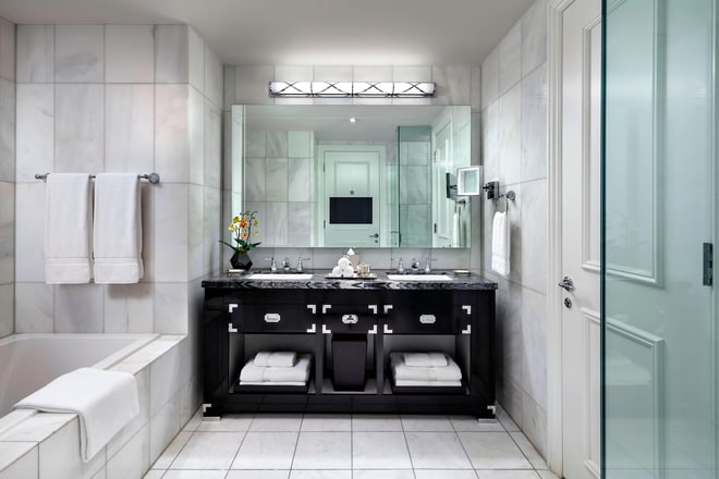 Superior Guest Bathroom