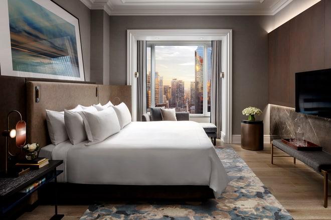 John Jacob Astor Suite - Master Bedroom