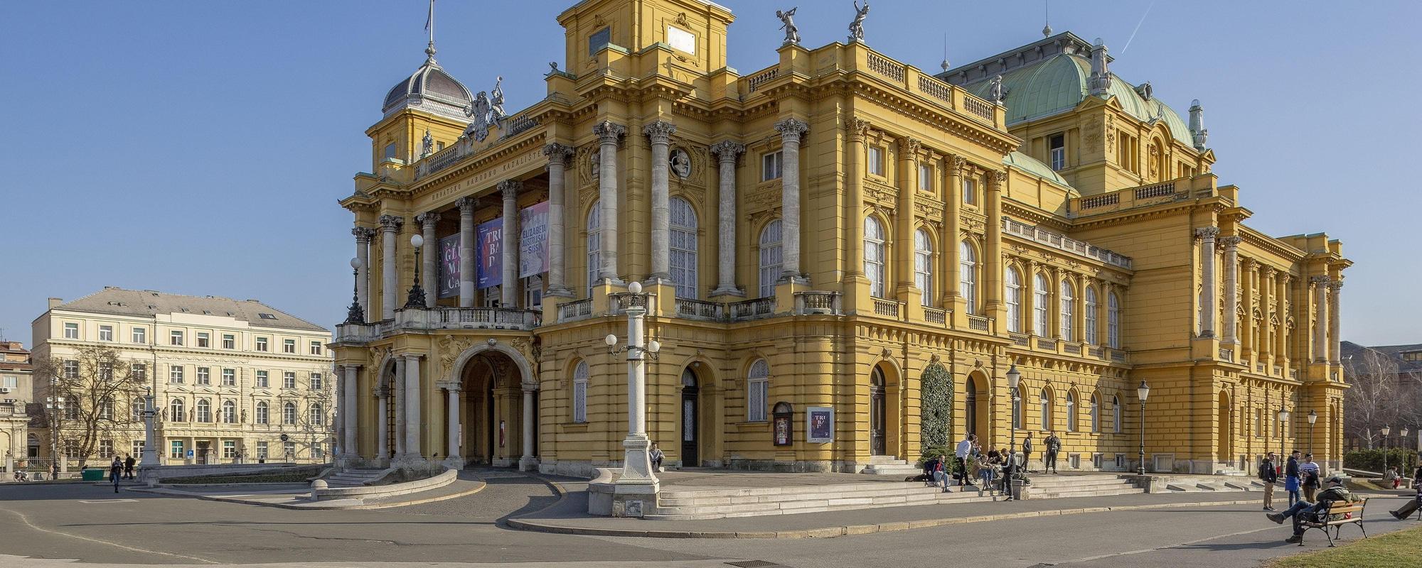 Hotel In Zagreb Sheraton Zagreb Hotel