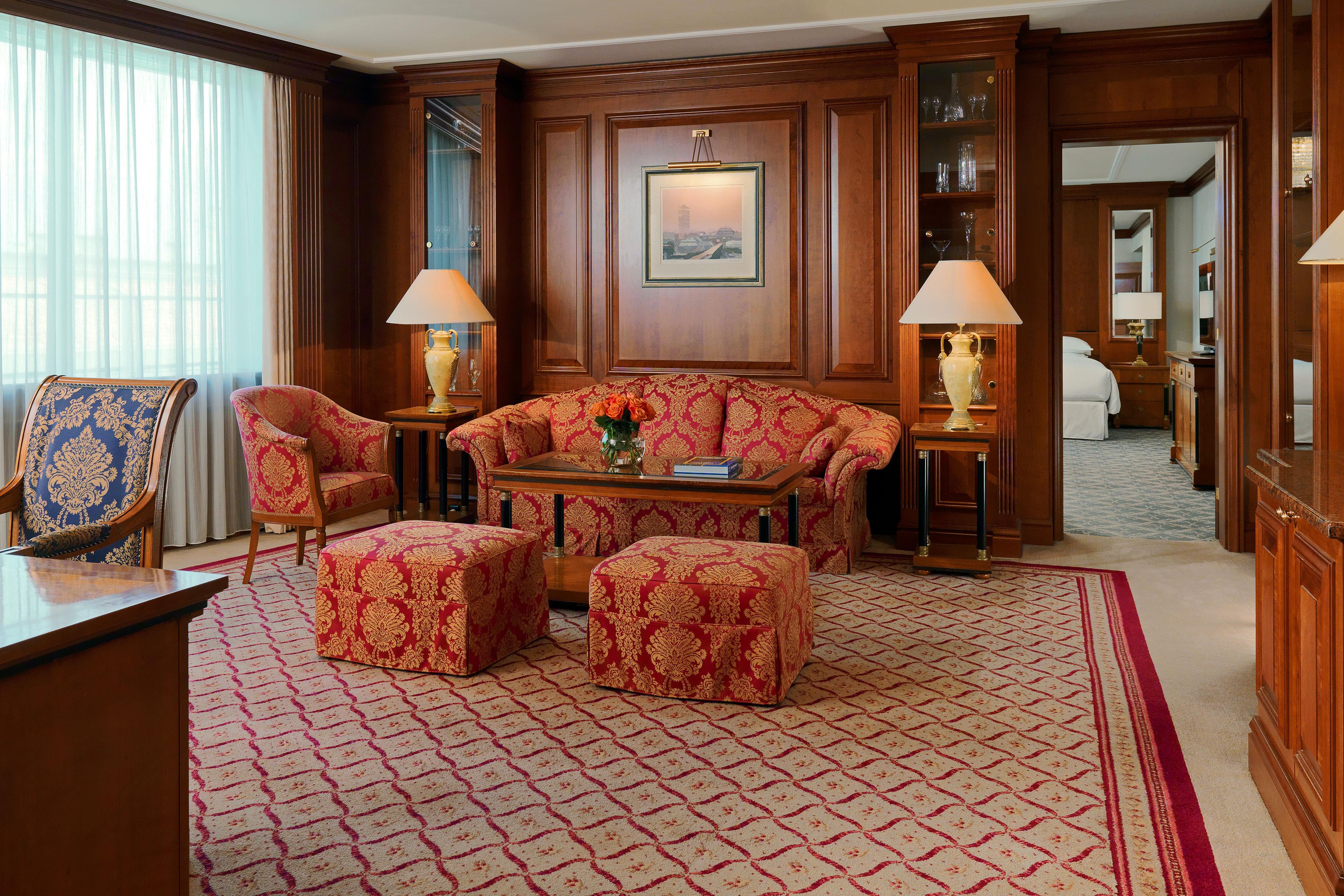 Президентский люкс – кабинет