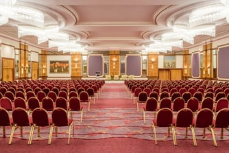 Crystal Ballroom Theatre-Style Meeting