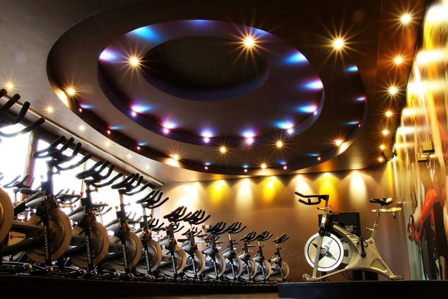 Fitness Centre - cycling Room