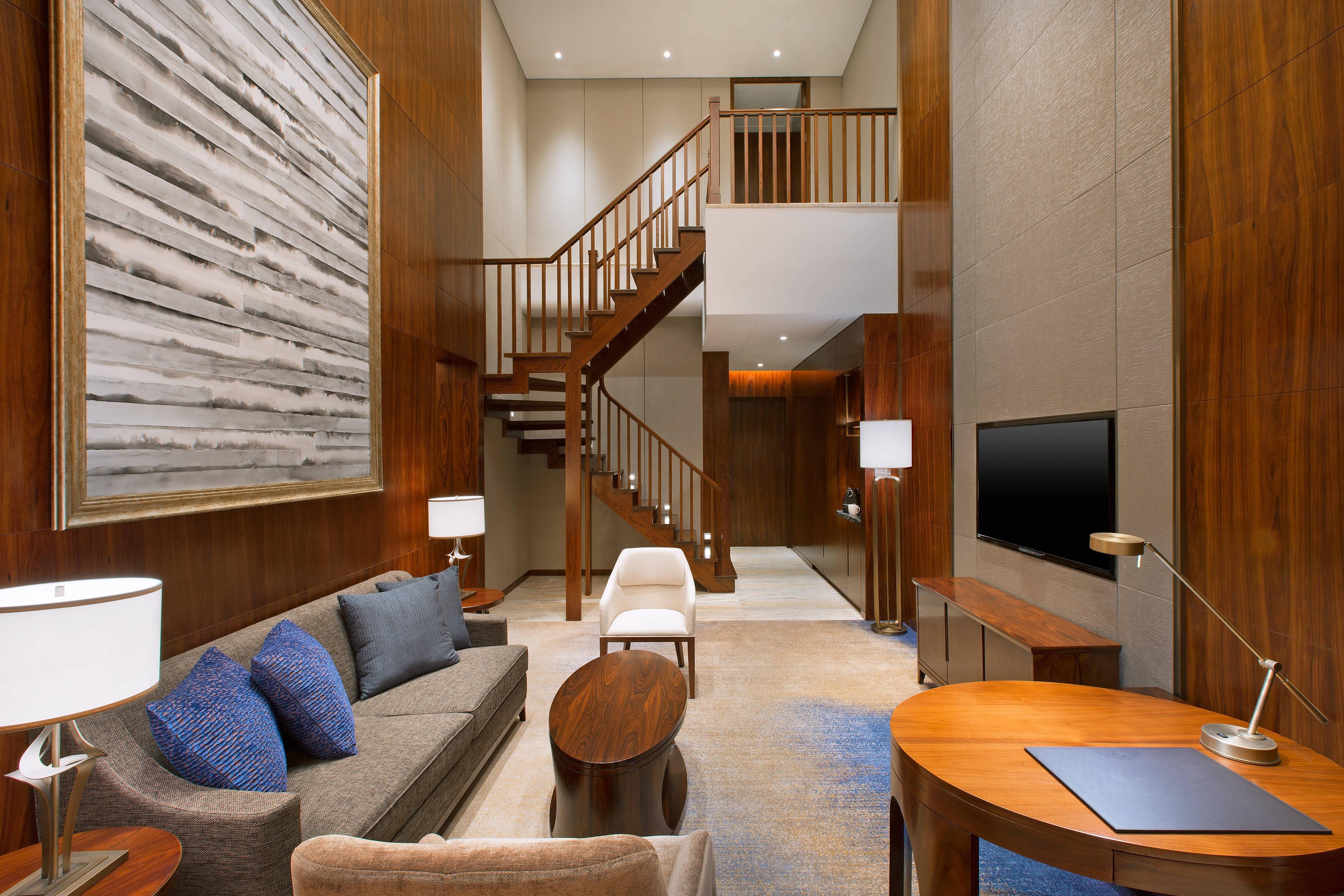 Premier Suite– Wohnzimmer