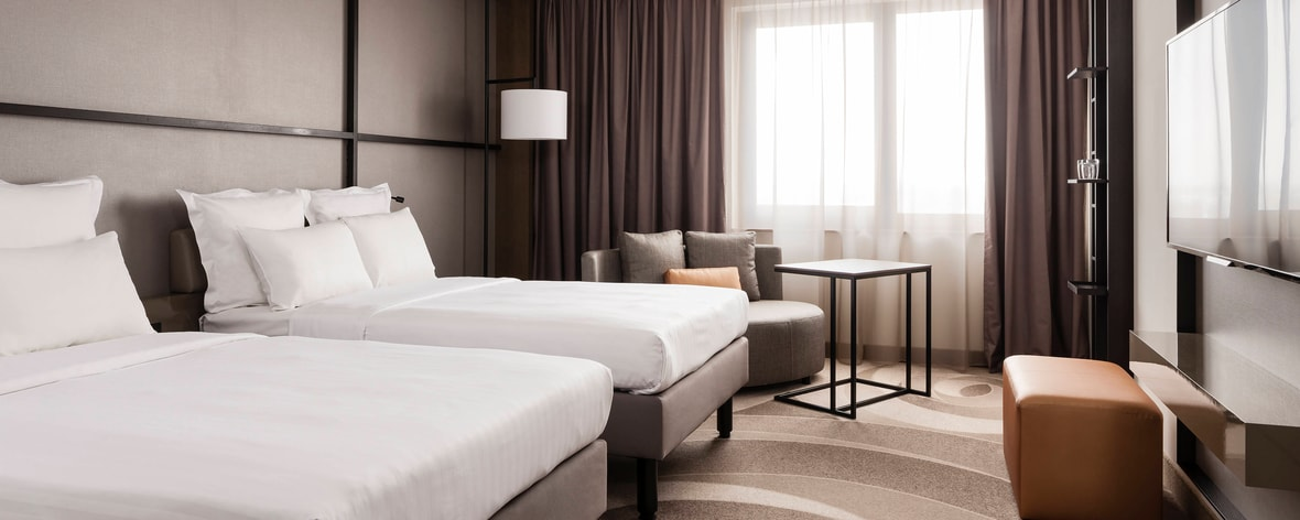 New Hotel Rooms in Stuttgart Sindelfingen