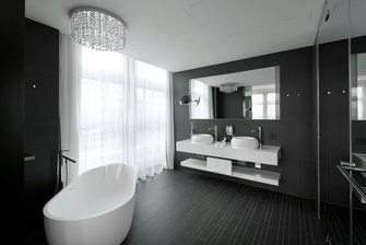 Suite del Kameha Grand Zurich