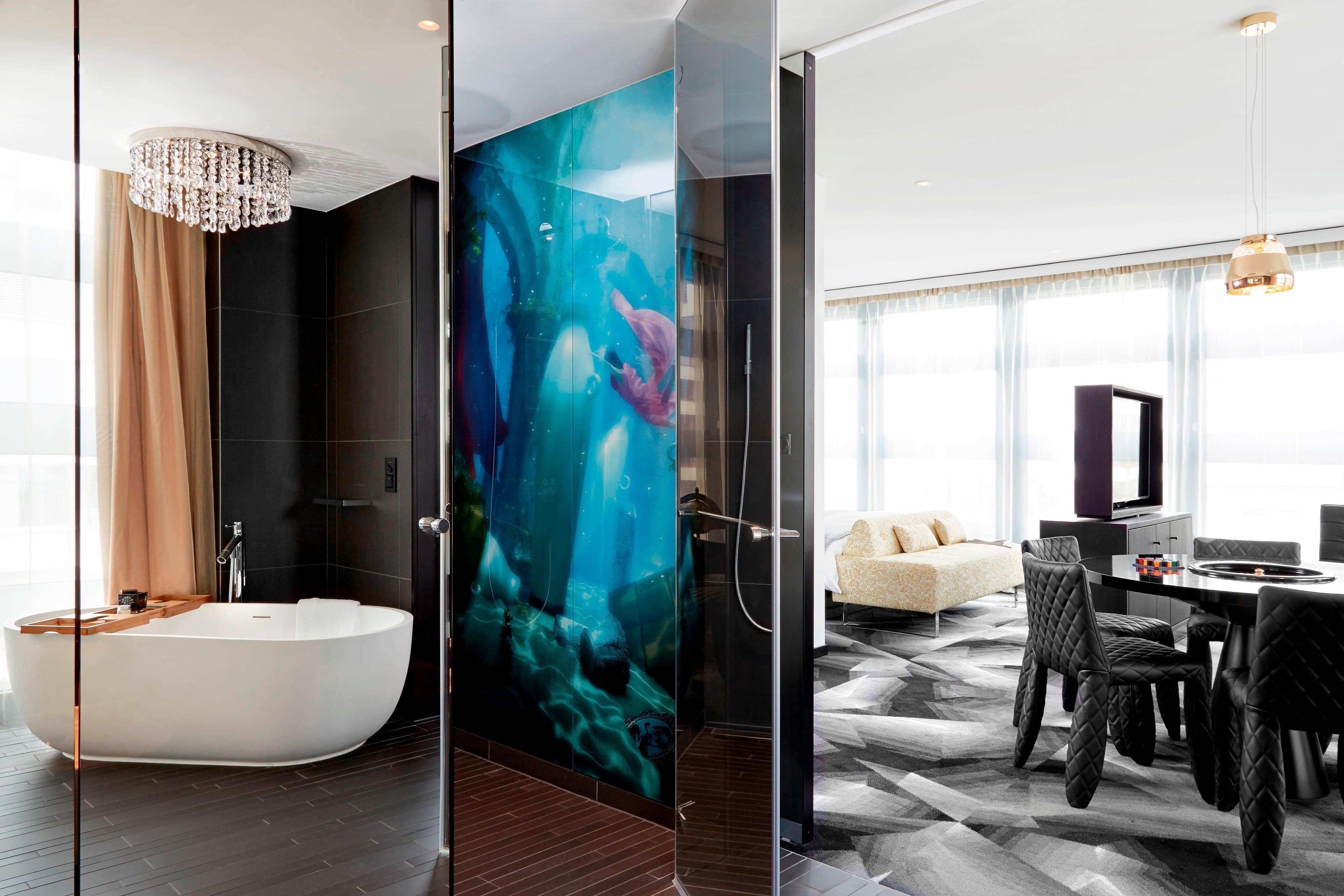 Gentleman Suite - Bathroom