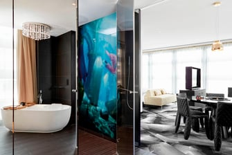 Gentleman Suite - Bathroom