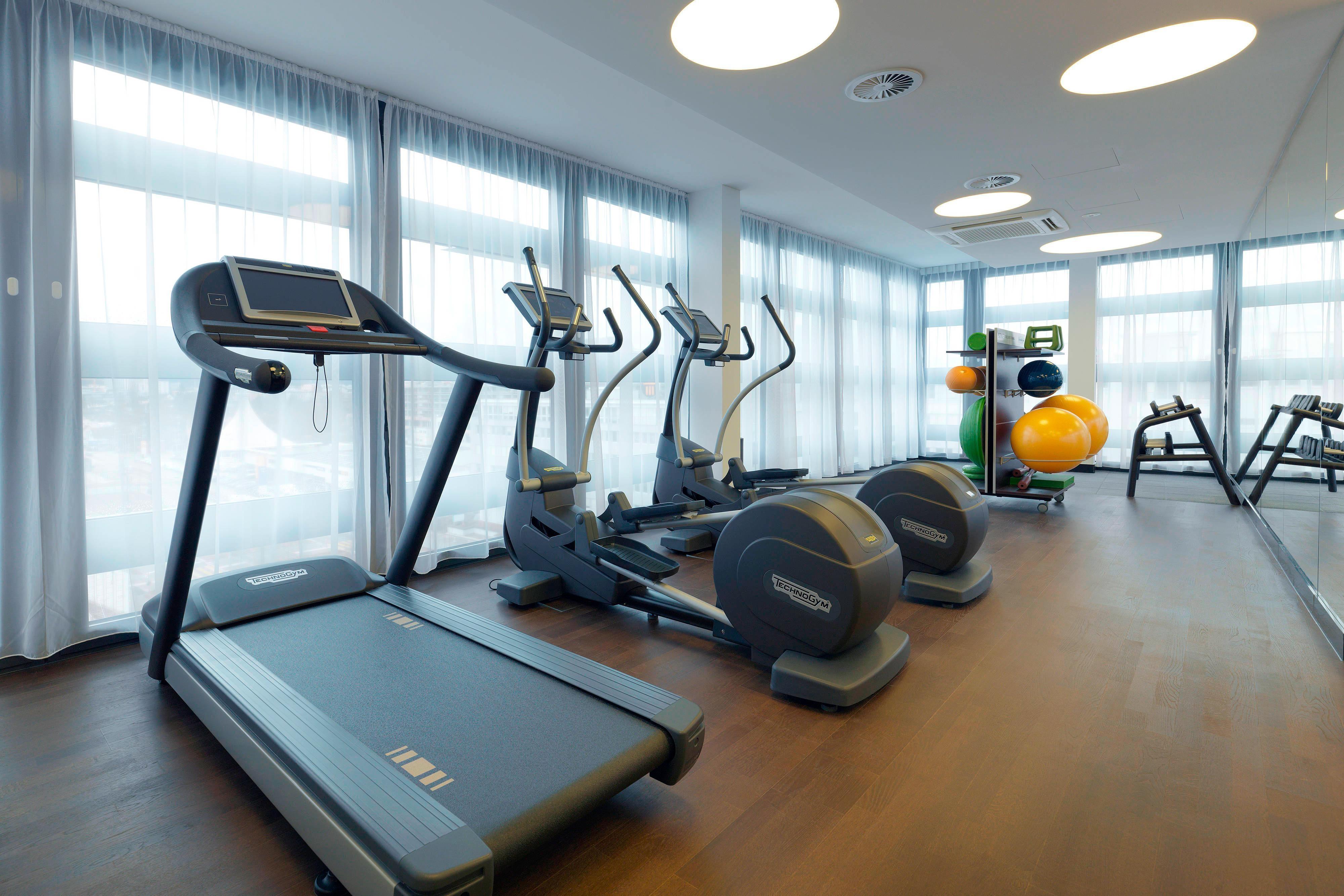 Kameha Grand Zurich Fitness Power House