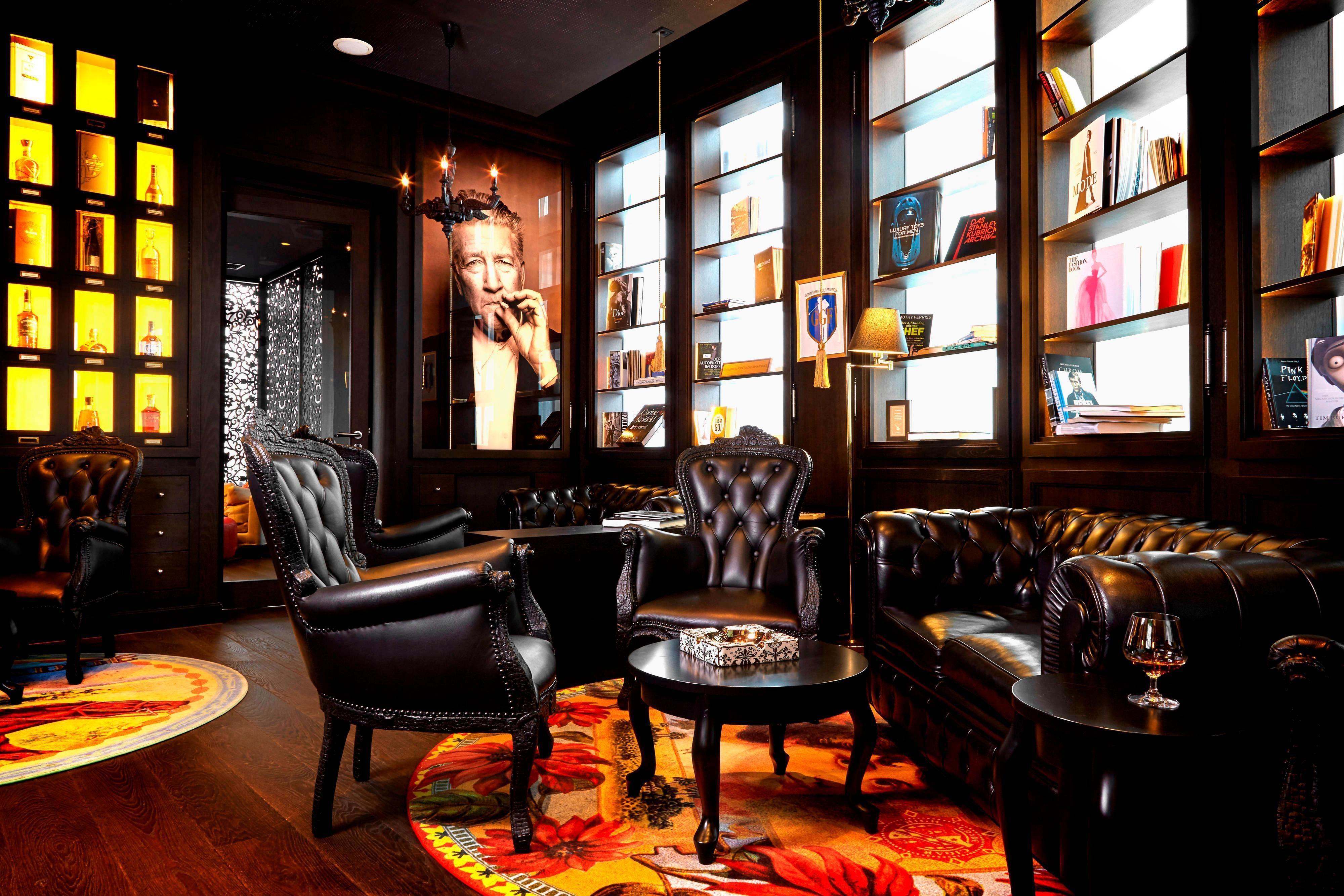 Kameha Raucher-Lounge